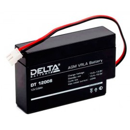 Delta DT 12008 12V 0.8Ah