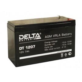 Delta DT 1207 12V 7.0Ah
