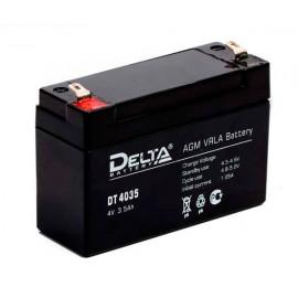 Delta DT 4035 4V 3,5Ah