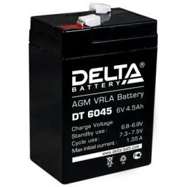 Delta DT 6045 6V 4.5Ah