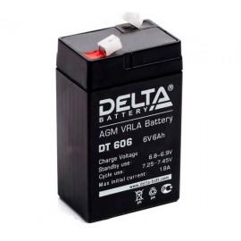 Delta DT 606 6V 6Ah