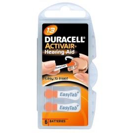 Duracell 13 BL6 (6/60/600)