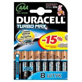Duracell Turbo Max LR03 BL8