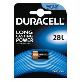 Duracell PX28L (2CR1/3N) 6V BL1