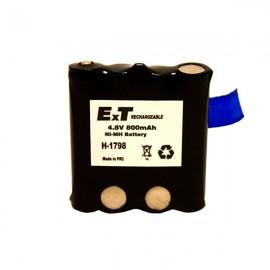 ExT H-1798 800mAh 4.8V