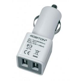 Robiton USB2400/AUTO TWIN 4800mA