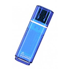 USB 2.0 16GB Smart Buy Glossy Blue