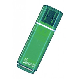 USB 2.0 64GB Smart Buy Glossy Green