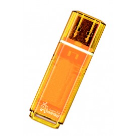 USB 2.0 8GB Smart Buy Glossy Orange