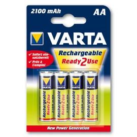 Varta AA 2100mAh BL4 (56706) (4/40)