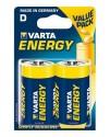 Varta LR20 BL2 Energy (4120) (2/20/100)