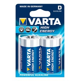 Varta LR20 BL2 High Energy (4920)