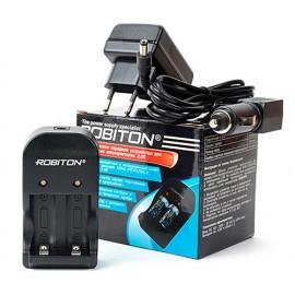 Зар. устройство Robiton SmartRCR123