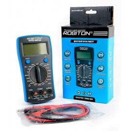 Мультиметр Robiton MASTER DMM-800