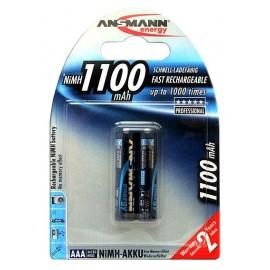 Ansmann AAA 1100mAh BL2 (2/24)