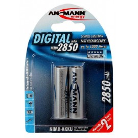 Ansmann AA 2850mAh BL2 (2/24)