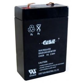 Casil CA 628 6V 2.8Ah