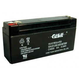 Casil CA 633 6V 3.3Ah