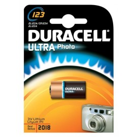 Duracell CR123 3V BL1 (1/10/50)