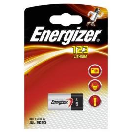 Energizer CR123 3V BL1 (1/6/60)