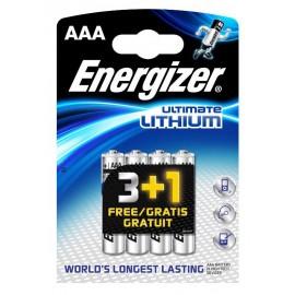 Energizer FR03 BL4 Lithium