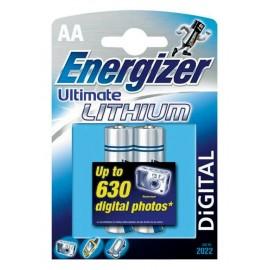 Energizer FR6 BL2 Lithium (2/24)