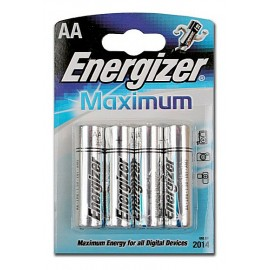 Energizer LR6 BL4 Maximum (4/96)