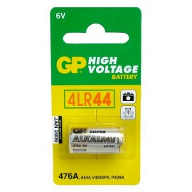 GP 4LR44 (476A) 6V BL1 (1/10)