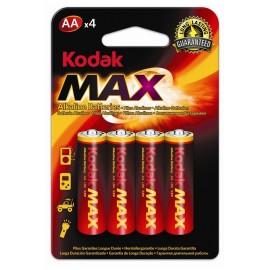 Kodak LR6 BL4 Max (4/80/400)