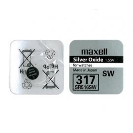 Maxell 317 (SR516SW) (1/10/100)