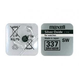 Maxell 337 (SR416SW) (1/10/100)