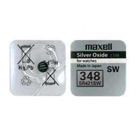 Maxell 348 (SR421SW) (1/10/100)