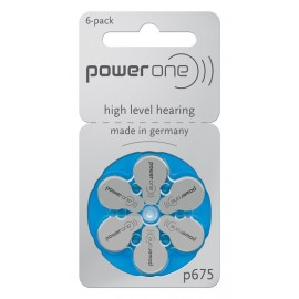 PowerOne p675 (4600) BL6 (6/60/300)