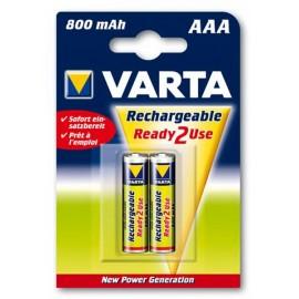 Varta AAA 800mAh BL2 (56703) (2/20)