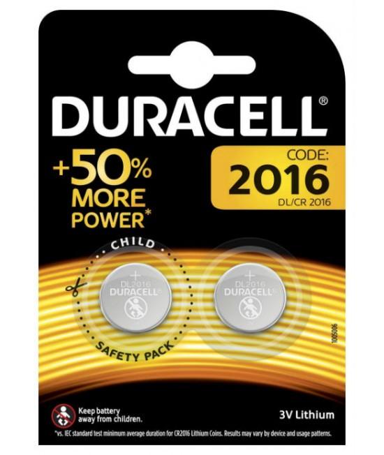 Duracell CR2016 BL2