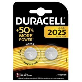 Duracell CR2025 BL2