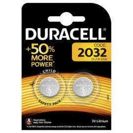 Duracell CR2032 BL2 (2/20/200)
