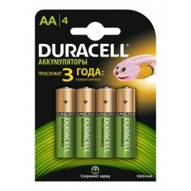Duracell AA 1300mAh BL4