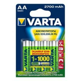 Varta AA 2700mAh BL4 (5706) (4/40)
