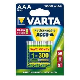 Varta AAA 1000mAh BL4 (5703) (4/40)