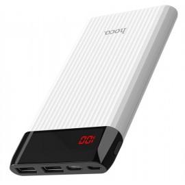 Внешний аккумулятор HOCO J28 10000mAh white