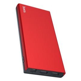 Внешний аккумулятор HOCO J66 10000mAh red