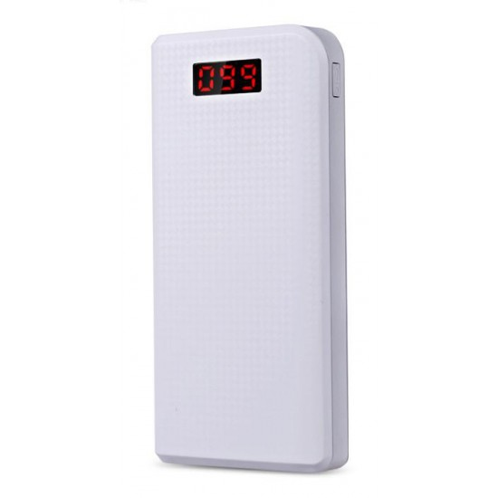 Внешний аккумулятор Remax Proda  PowerBox 20000mAh white