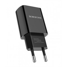 Borofone USB2.1A 1usb Ba20A 2100mA black
