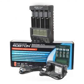 Зар. устройство Robiton MasterCharger 4T5 PRO