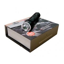 Фонарь аккумуляторный P-Y502-T6 1светодиод zoom