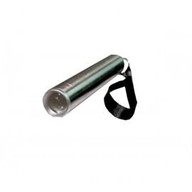 Фонарь-брелок 1 светодиод линза (1*АА)