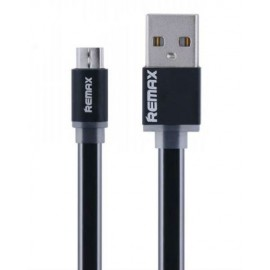 USB кабель MicroUSB Remax RE-005m black