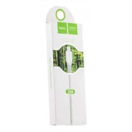 USB кабель MicroUSB Hoco X20 2 метра white