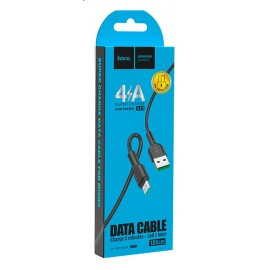 USB кабель MicroUSB Hoco X33 4.0A black